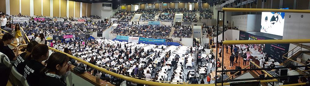 제4회 아시아 美 페스티벌 뷰티콘테스트 참가