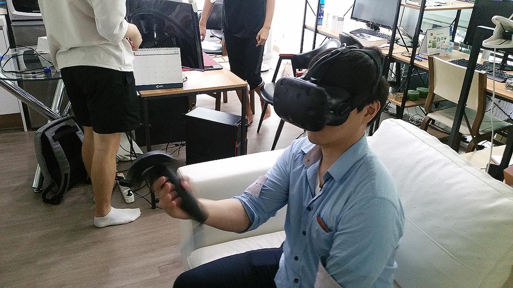 게임계열 재학생 3D/VR 게임 개발 프로젝트 참여