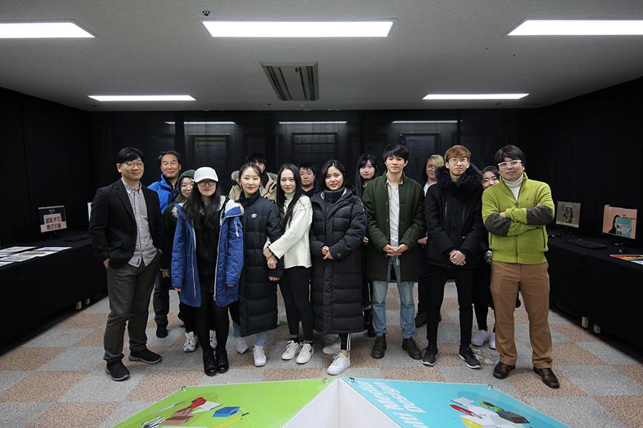 2017 디자인계열 졸업작품 발표회 개최
