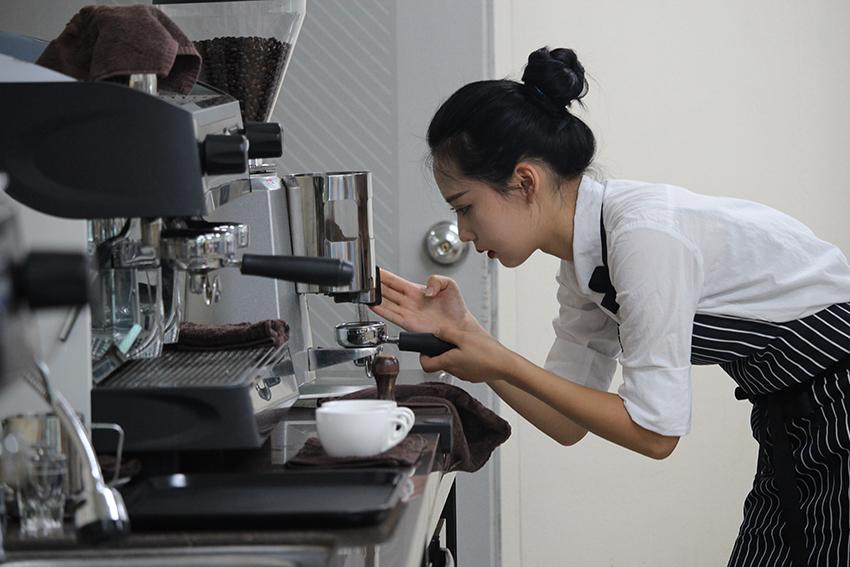 글로벌호텔외식계열 학생 카페바리스타 1,2급 자격시험