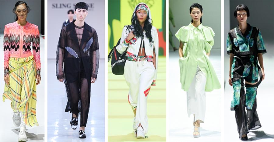 패션예술계열 재학생 2020 S/S 서울패션위크 스텝 참여