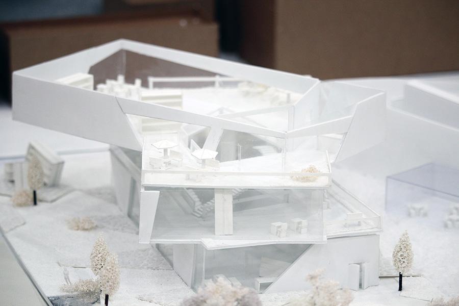 건축 공개크리틱 작품