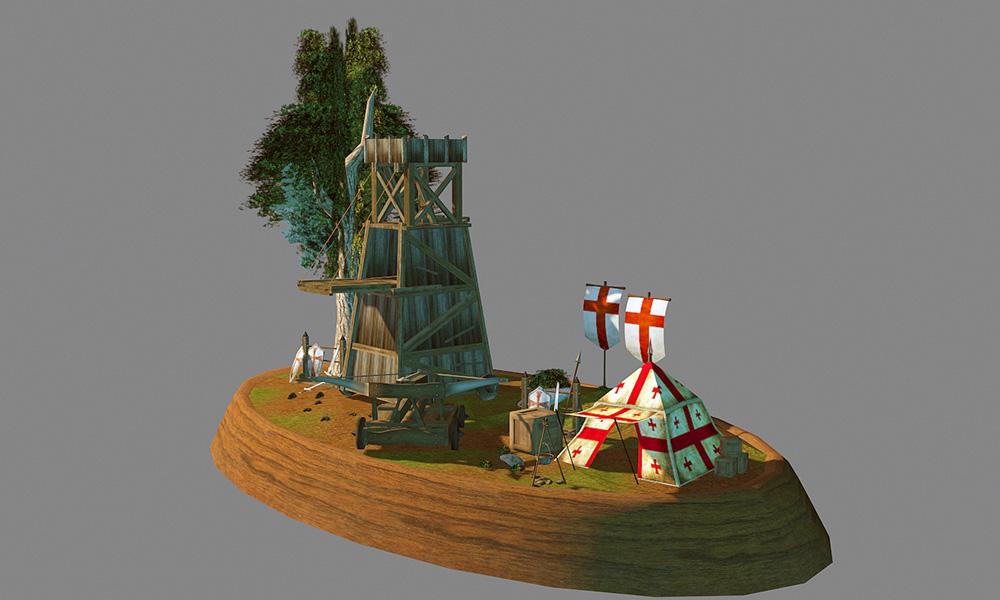 3D 게임그래픽 실습