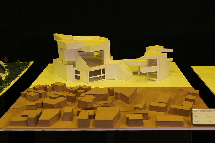 건축모형 크리틱