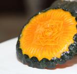 떡갈비와 호박오곡밥
