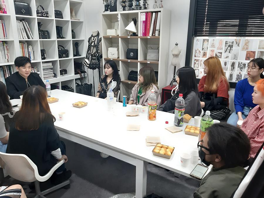 패션예술계열 A.Bell 최병두 디자이너 특강