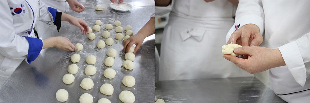 맛있는 크림빵 실습