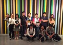 미디어디자인학부 전시회 참관 - 사비나미술관 COLOR STUDY